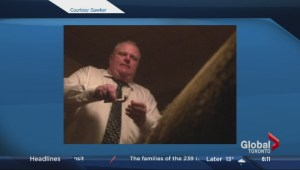 Rob Ford's Departure