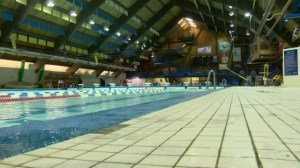 Lawson Aquatic Centre air quality