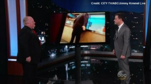 Kimmel looks back on memorable Rob Ford videos