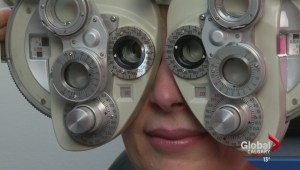 Detecting glaucoma