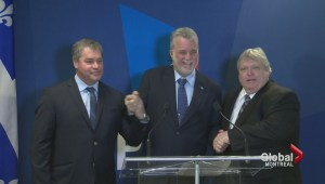 Barrette defects from CAQ