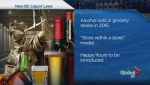 BC government finalizes new booze rules