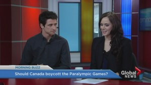 Should Canada boycott the Paralympic games?
