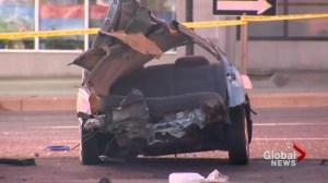 Car accident during Toronto police RIDE program sparks investigation