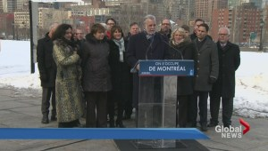 Couillard promises West Island trains