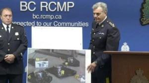 RCMP announce arrests in B.C. terror plot
