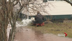 Flood watch across New Brunswick