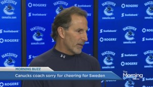 John Tortorella apologizes for cheering for Sweden