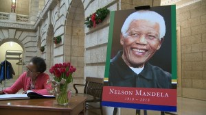 Winnipeg's tribute to Nelson Mandela