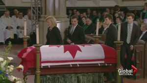 Jim Flaherty laid to rest
