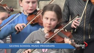 Vancouver parents rally to save school music programs