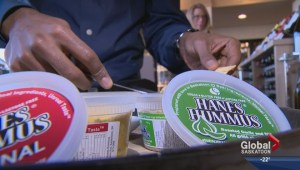 Hummus maker in legal battle with Hanes underwear