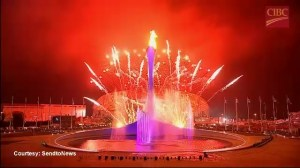 Highlights from Paralympic Games Opening Ceremony