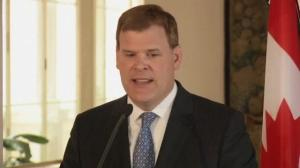 Baird: Canada has 'moral responsibility' to stand with Ukraine
