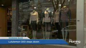 Lululemon founder Chip Wilson to resign as company names new CEO