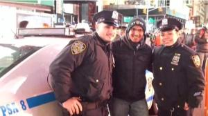 Social media stunt backfires on NYPD