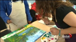 Healthy Living through Art – A community based visual arts program.