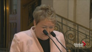 Marois hands over power to Couillard