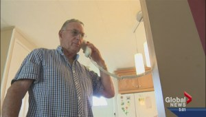 Okanagan Senior Warns of Phone Scam