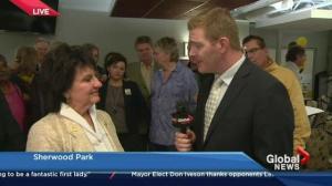 Decision Edmonton: Outgoing Strathcona County mayor Linda Osinchuk