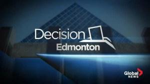Edmonton election in 3 minutes