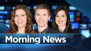 The Morning News: Mon, Apr 14
