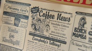 Coffee News turns 25