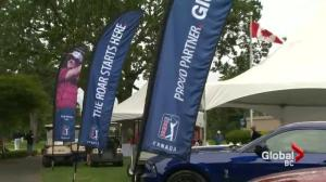PGA Tour returns to Canada