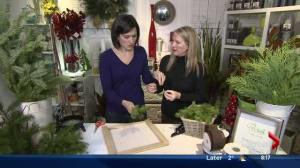 Stems with Susan: Making a Christmas wreath
