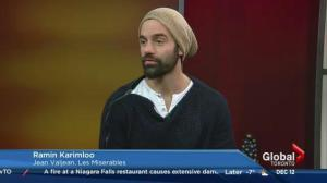 Interview with Ramin Karimloo