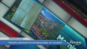 Couple receive jarring letter regarding their infant child