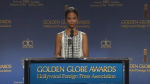 12 Years a Slave and American Hustle lead film nominations at Golden Globes