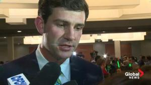 Raw video: Don Iveson wins