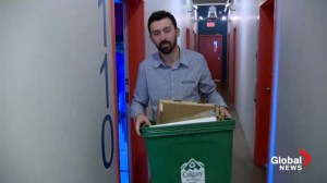 Recycling for condo and multi-family housing in Calgary
