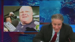 Best of Rob Ford from Late Night shows