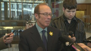 Mayor talks about transit funding for Bombers