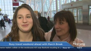 March Break Exodus