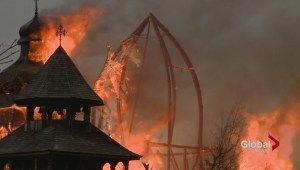 Ukrainian church in Brampton burns down