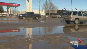 City of Saskatoon plans for spring melt