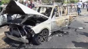 Egyptian government official believed target of car bombing
