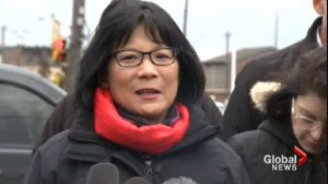 Mayoral candidate Olivia Chow to increase bus service if elected mayor of Toronto