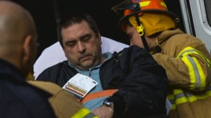 "Engineer of NY derailed train in ""daze"" just before crash"
