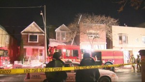 One dead, three critically injured in Toronto residential fire