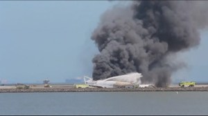 Pilot training may have played part in Asiana Airlines crash