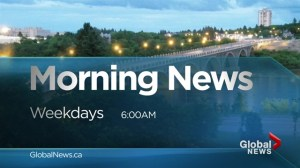 Saskatoon Morning News Promo – April 17