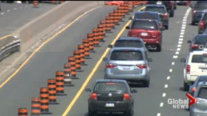 Two-years of construction chaos on Gardiner begins today