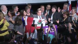 Montreal's new Mayor Denis Coderre reaches out to all Montrealers