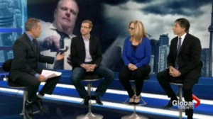 Panel on Rob Ford – addiction, law and public relations