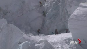 13 bodies recovered on Mount Everest after avalanche