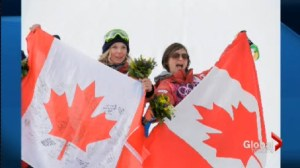 Canada not owning the podium in Sochi